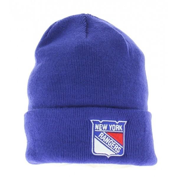 Blue Short Cap New York Rangers