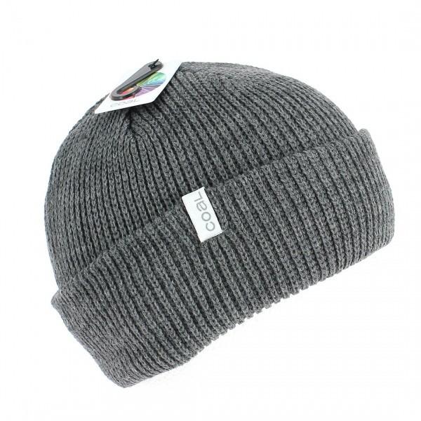 The Frena grey hat - Coal