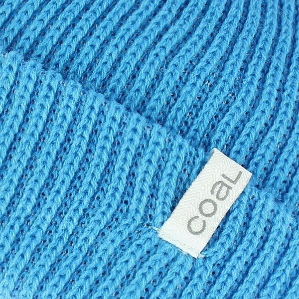 Cap The Frena bright blue - Coal