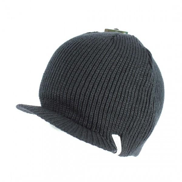 Cap The Basic Coal BLACK
