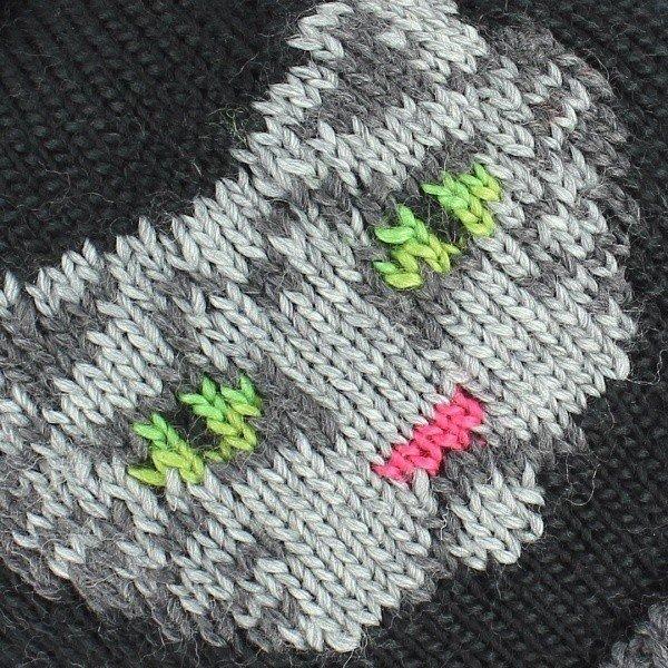 Bonnet The Kitty Coal