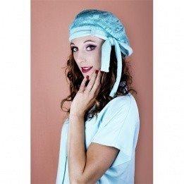 Julianne Basque lace beret - MTM
