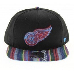 Flat visor cap - Detroit red wings