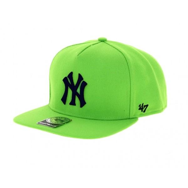 Casquette NY Yankees verte - 47 Brand