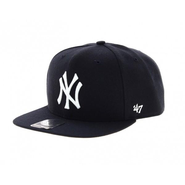 NY Yankees Navy Cap - 47 Brand