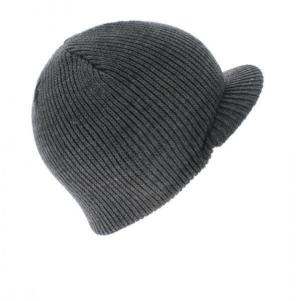 Bonnet The Basic charcoal Coal