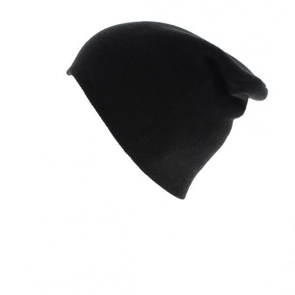 Cap The Flt Black - Coal