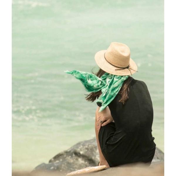 Traveller Celery Natural Straw Hat - Barts