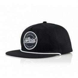 Snapback Quise Black Ops Cap Black - Official