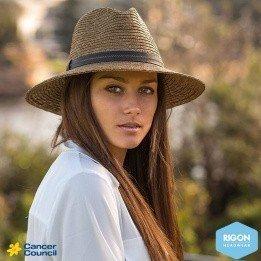 Traveller Hat Camilla Laichow Bronze