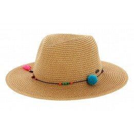 Traveller hat Magnolia marine trim - Barts