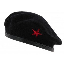 Beret Che Guevara red star