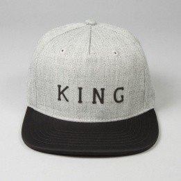 Staple Snapback Cap -KING APPAREL