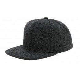 Casquette Snapback Sterling Laine Grise - King Apparel