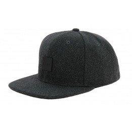Snapback Sterling Grey Wool Cap - King Apparel