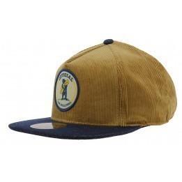 Strapback Cali Bear Camel Cap - Official