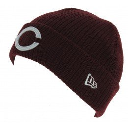 Fisherman Hat Chic Acrylic Bordeaux - New Era