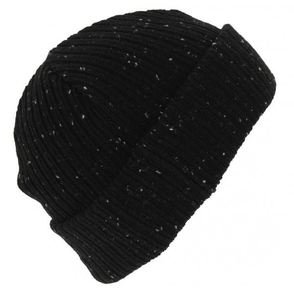 Mixed Fisherman Cuff Black Acrylic Cap - New Era