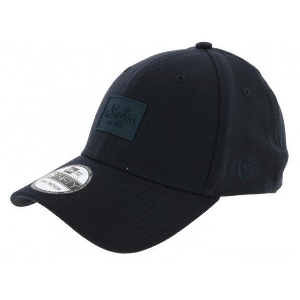 Baseball Cap Fitted Patched Tone Marine - New Era
