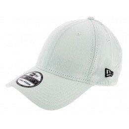 Baseball Cap Fitted Basic 39 White - New Era