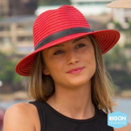Chapeau Traveller Marina Ruby