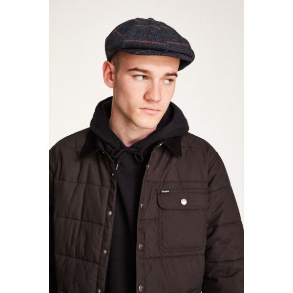 Brood slate blue cap - Brixton