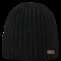 Haakon Short Hat Black Wool - Barts