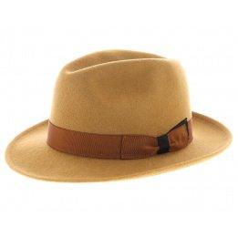Chapeau fedora bronze