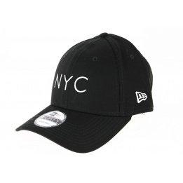 Baseball cap Essential 9FORTY NY Black - NEw Era