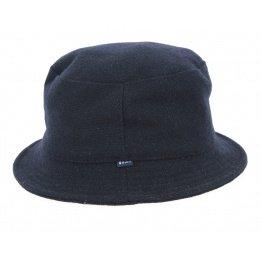Chapeau Bob Twill Bleu Marine- Qhuit